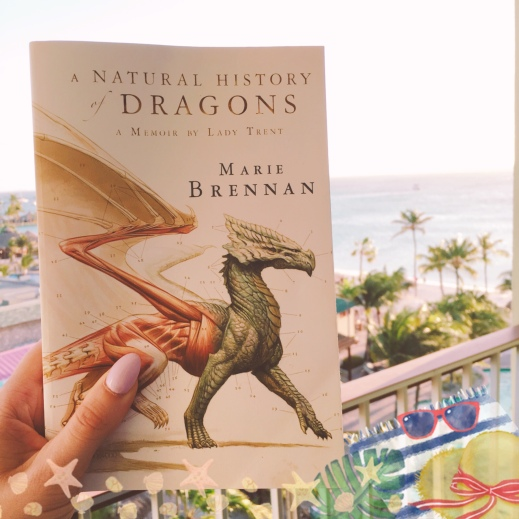 BOOK REVIEW] A Natural History Of Dragons – Purple Manatees